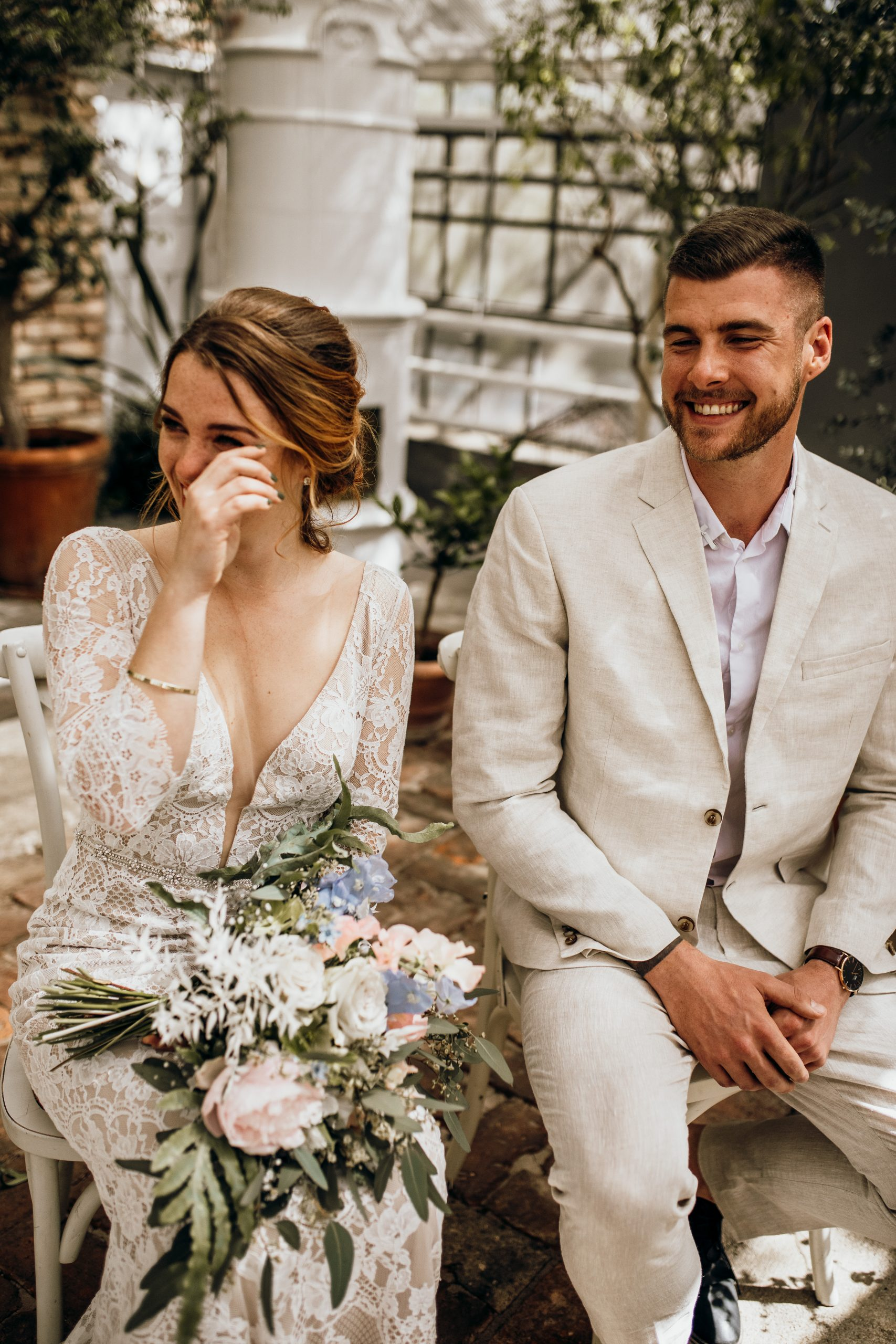 Heiraten in der alten Gärtnerei München